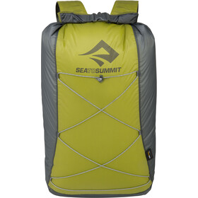 Sea to Summit Ultra-Sil Dry Sac à dos, lime
